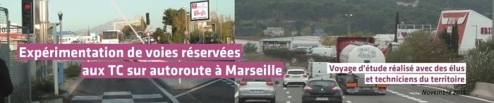 Ecoutez l'interview de Grégory Vendeville, chef de projet « voies réservées » au Conseil départemental 13